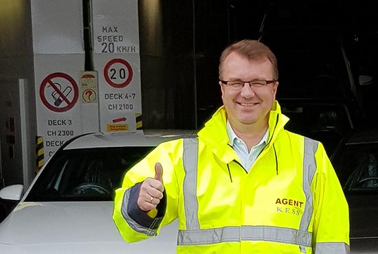 """K"" Line European Sea Highway Services GmbH"